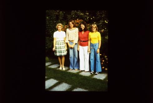 Meine Ōsterreichische Familie...then 1973