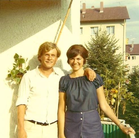 My cousin Hannes...then 1971.