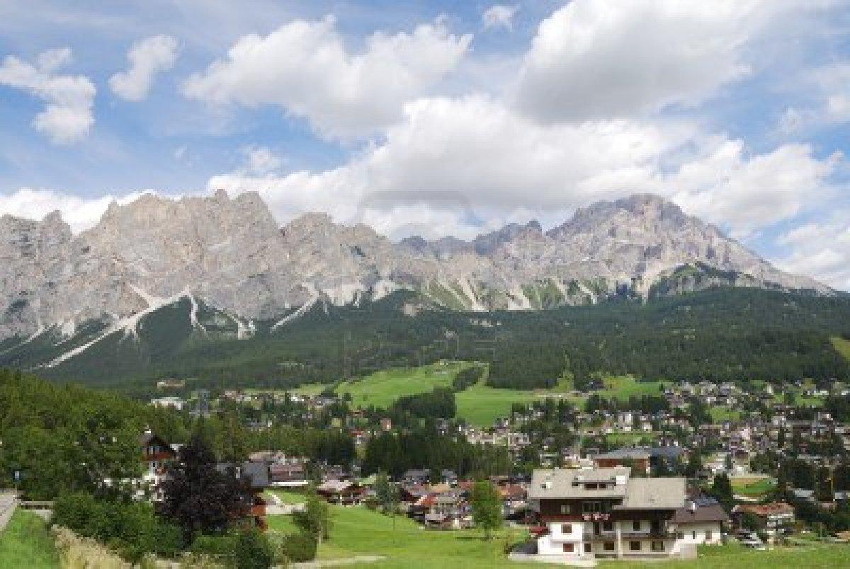 Day 7 Around Cortina D Ampezzo Rosemarie In Europe 2013
