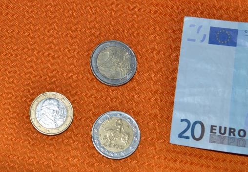 My First Euros